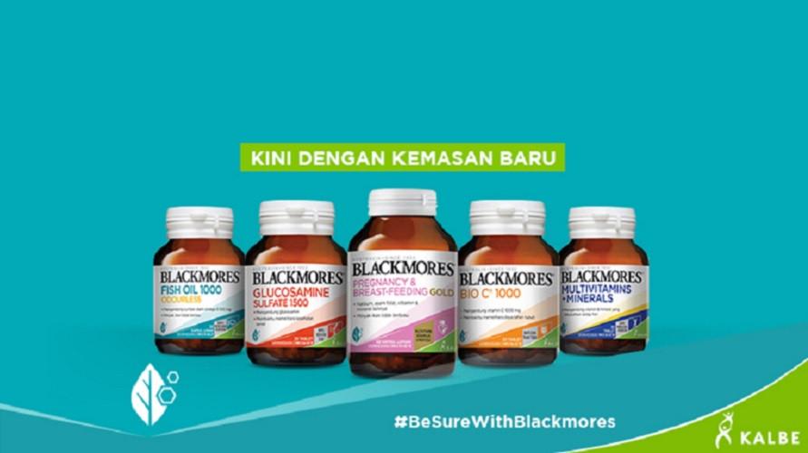 Vitamin Blackmores bisa tingkatkan daya tahan tubuh serta baik untuk ibu hamil dan kulit