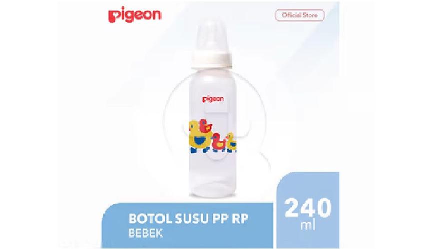 Produk pigeon ada banyak jenisnya mulai dari dot bayi, cologne bayi, hingga breast pump