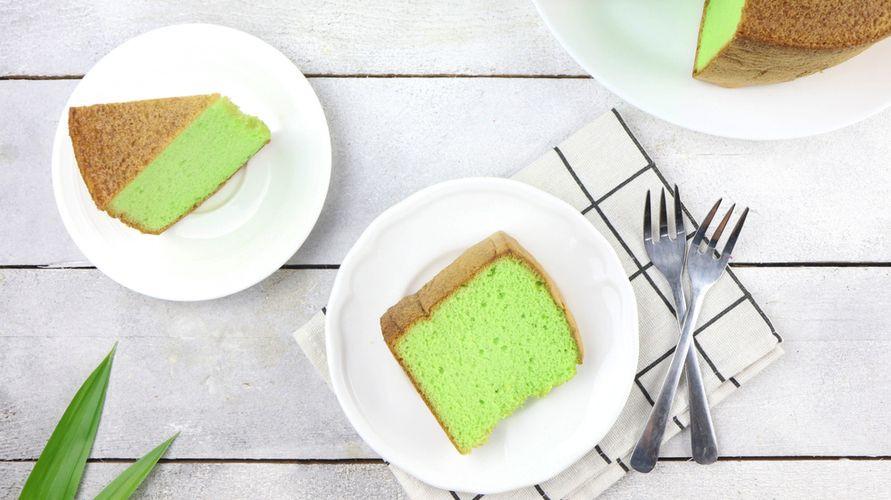 Resep chiffon cake bisa dicoba dengan mudah di rumah