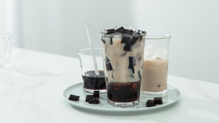 Resep es cincau hitam yang segar