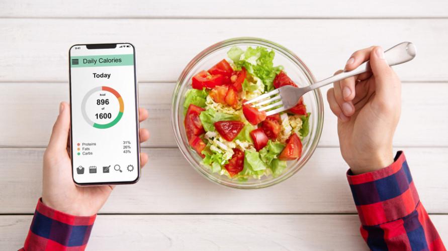 Aplikasi diet yang bagus