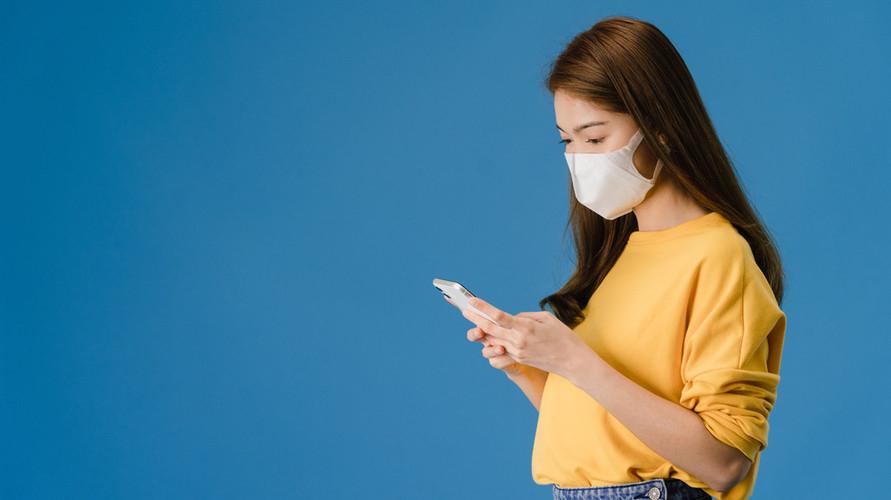 Gunakan layanan telemedicine melalui smartphone selama isoman