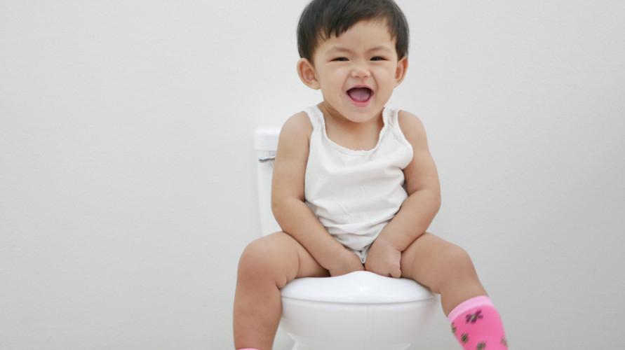 Toilet anak untuk membantu toilet training
