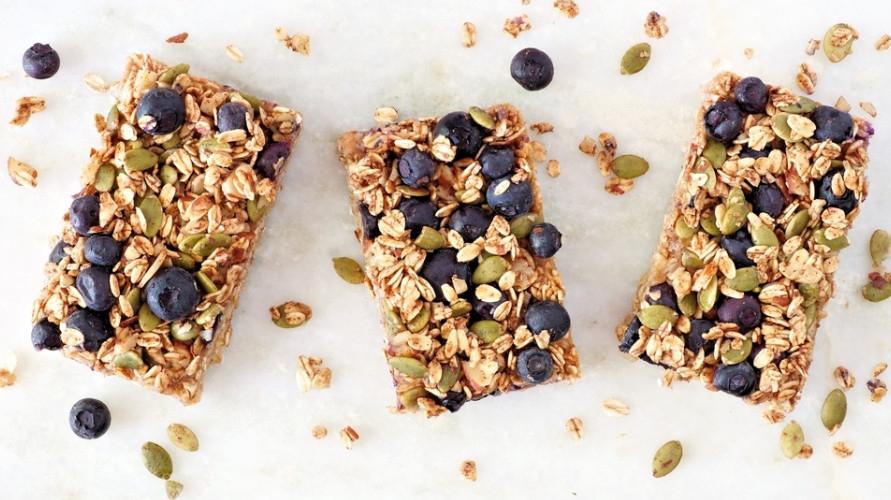 granola kemasan yang lezat dan menyehatkan