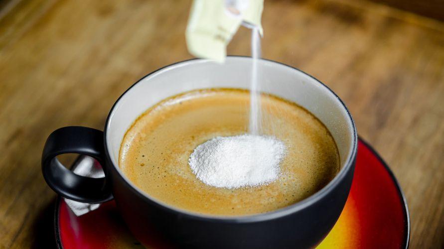 Krimer bubuk dapat menambah kelezatan pada kopi