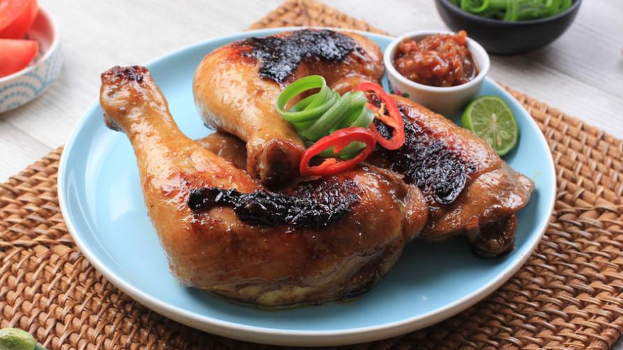 Resep ayam bakar madu rumahan