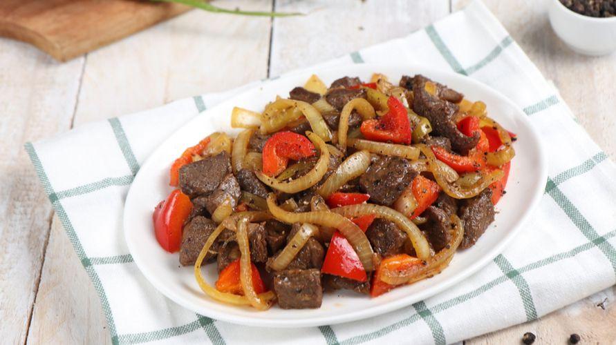 Resep daging lada hitam bisa dimasak dengan mudah