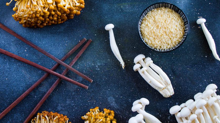 Berbagai resep jamur enoki, dari enoki crispy hingga enoki bumbu pedas korea