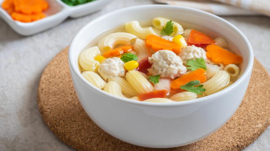 Ragam Resep Sup Makaroni, Sehat, Lezat, Mengenyangkan