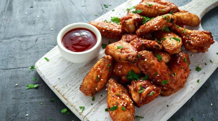 Resep chicken wings ala restoran bisa dengan mudah dibuat di rumah