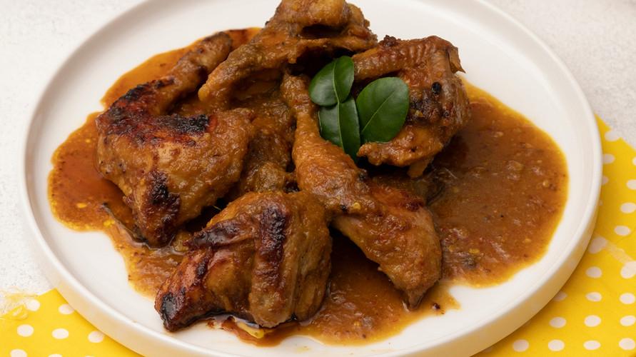 Resep ayam bakar bumbu rujak mudah dicoba di rumah