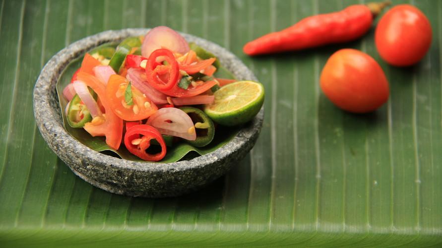 Resep sambal dabu-dabu khas Manado mudah dibuat di rumah