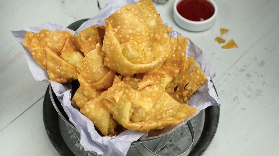 Resep pangsit goreng lek gino viral mudah dibuat
