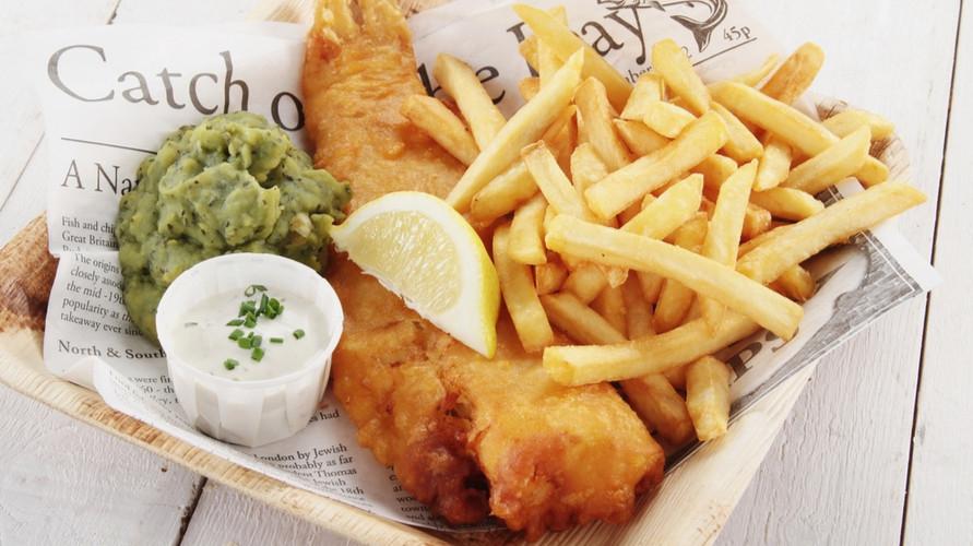 Resep Fish and chips yang Sehat dan Autentik