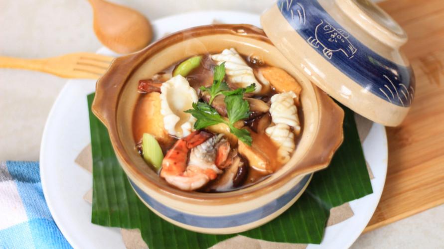 Intip Resep Sapo Tahu Udang Seafood Ala Restoran Cina di Sini!