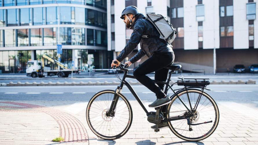 Sepeda commuter