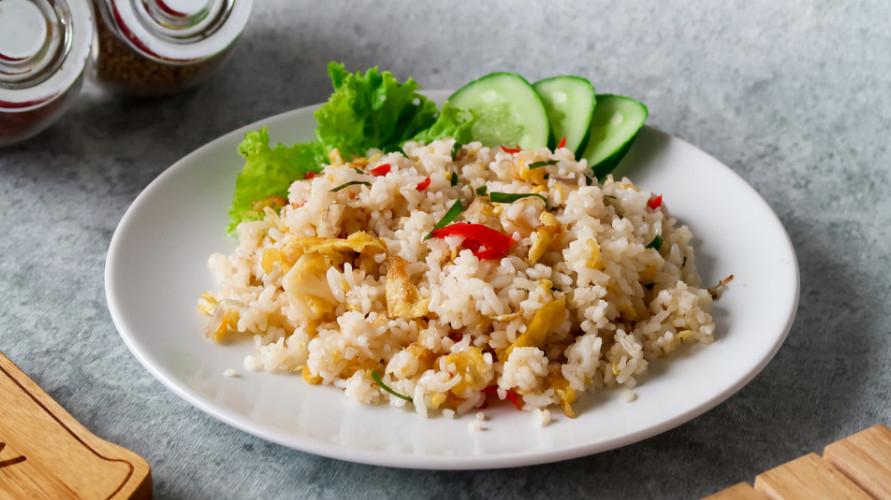 Resep nasi daun jeruk yang lezat