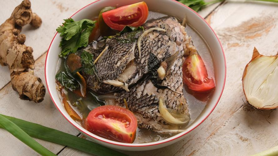 Resep sup ikan kakap bisa kamu buat dengan mudah di rumah