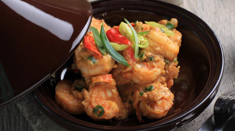 Resep Udang Goreng Saus Telur Asin, Seafood Bergizi yang Praktis