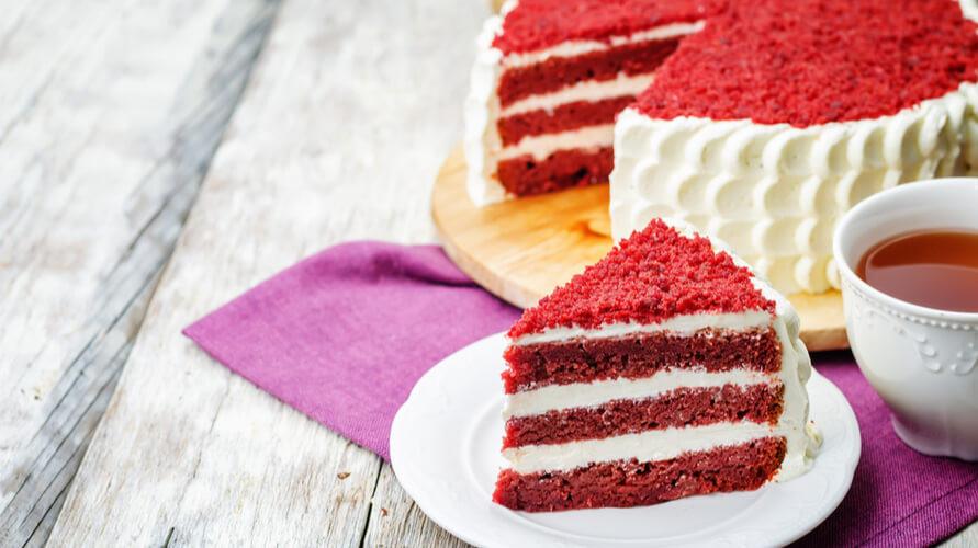 Resep red velvet cake bisa dengan mudah dibuat di rumah