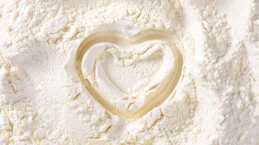 Gunakan tepung terigu protein tinggi yang sudah teruji kualitasnya