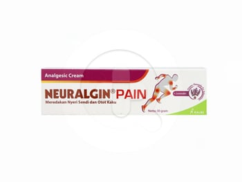 Neuralgin Pain Krim 30 g