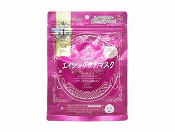 Kose Clear Turn Princess Veil Aging Mask - 8 Sheets harga terbaik