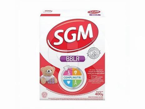 SGM BBLR Box - 400 g