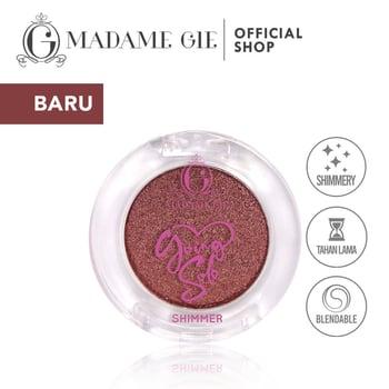 Madame Gie Going Solo Shimmery Pressed Eyeshadow 19 - Quasimodo harga terbaik 16000