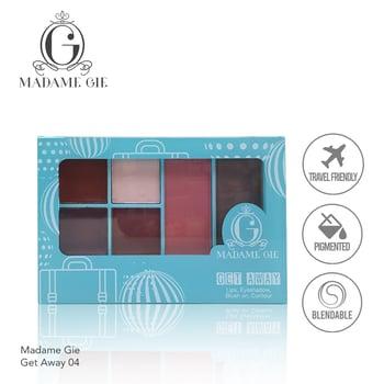 Madame Gie Getaway Make Up Kit 04 harga terbaik 32000