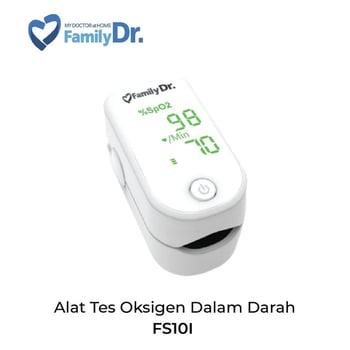 FamilyDr Pulse Oximeter harga terbaik