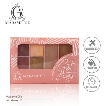 Madame Gie Getaway Make Up Kit 02 harga terbaik 32000