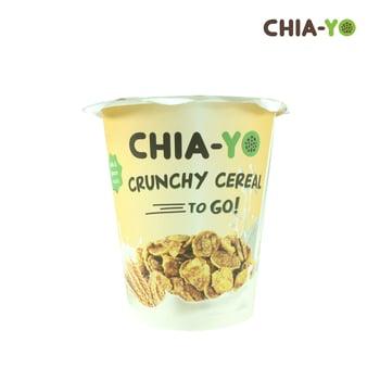 Chia-Yo Crunchy Cereal To Go harga terbaik 18000