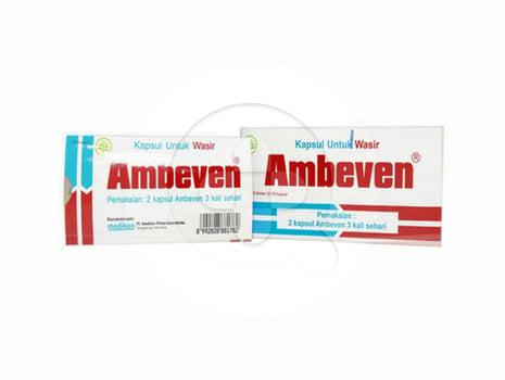 Ambeven Kapsul  harga terbaik 150126