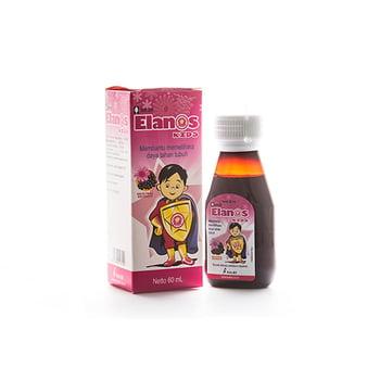 Elanos Sirup 60ml harga terbaik 36300