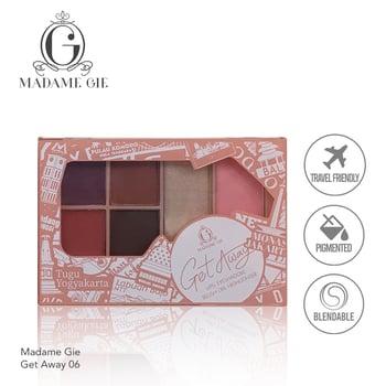 Madame Gie Getaway Make Up Kit 06 harga terbaik 32000