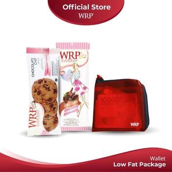 WRP Wallet Low Fat Package - Bundling Dompet Koin WRP harga terbaik 49900
