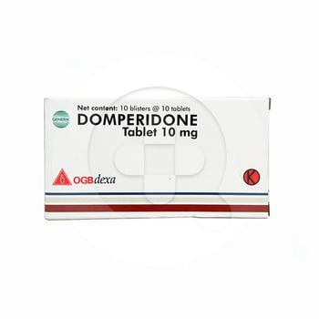 Domperidone OGB Dexa Medica Tablet 10 mg  harga terbaik 5154