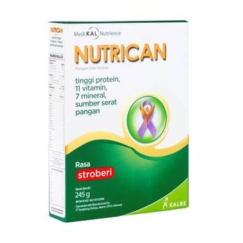 Nutrican Pangan Diet Khusus Strawberry 245 g harga terbaik 94500