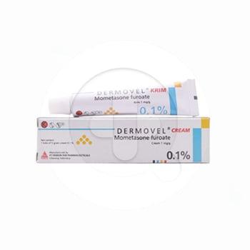 Dermovel krim adalah obat untuk meringankan gatal dan peradangan kulit