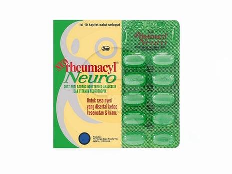 Neo Rheumacyl Neuro kaplet adalah obat untuk meredakan rasa nyeri pada otot dan sendi