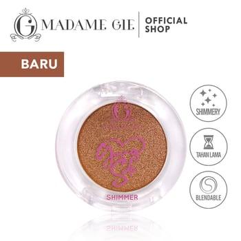Madame Gie Going Solo Shimmery Pressed Eyeshadow 16 - Gemstone harga terbaik 16000