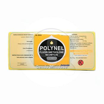 Cendo Polynel Minidose Tetes Mata 0,6 ml  harga terbaik