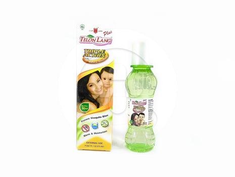 Minyak Telon Bayi Cap Lang
