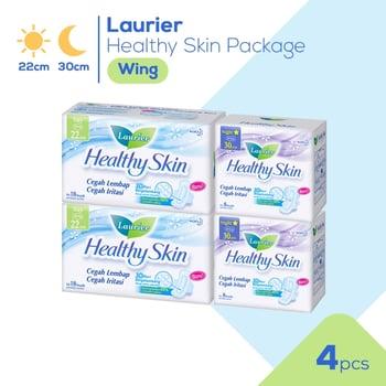 Laurier Healthy Skin 22 cm + 30 cm Package  harga terbaik 66000