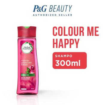 Herbal Essences Shampoo Colour Me Happy 300 ml harga terbaik 34900