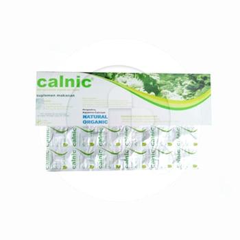 Calnic Kaplet 400 mg harga terbaik 49541