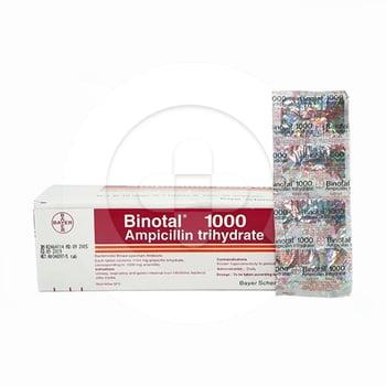 Binotal Tablet 1000 mg  harga terbaik