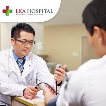 Medical Check Up (MCU) Diamond Pria di Eka Hospital, BSD, Tangerang Selatan