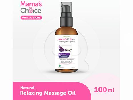 Mama's Choice Relaxing Massage Oil harga terbaik 99000